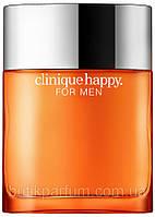 Оригинал Clinique Happy Men 100ml edc Клиник Хеппи Мен (освежающий, бодрящий, энергичный, цитрусовый аромат)