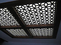 Подвесной потолок ажурный №1