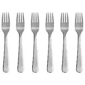 IKEA DRAGON (300.903.82) Вилка для салатов/десертов, нержавеющая сталь