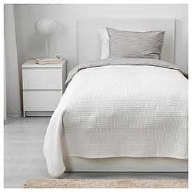 IKEA VARELD (003.840.17) Покривало, біле