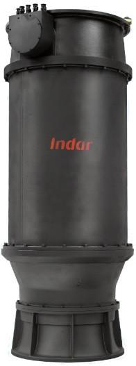 Погружной осевой насос INDAR (Испания) SP HE