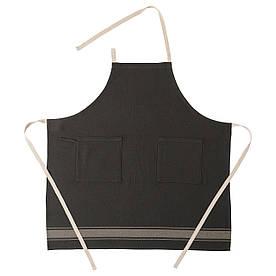 IKEA VARDAGEN (502.926.28) Кухонный фартук, черный