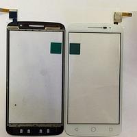 Оригинальный тачскрин / сенсор (сенсорное стекло) Alcatel One Touch Pop 2 (5) 7043A 7043E 7043K 7043Y (белый)