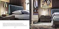 Итальянская спальня MAIA - мебель Camelgroup