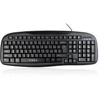 Клавиатура Vinga KB500BK, фото 1