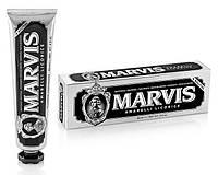 Паста зубна Жовта солодка м`ята Marvis licorice mint, 411174, 85 мл