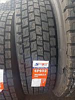 295 80 22.5, 295/80R22.5 Грузовые шины Sportrac SP902 Доставка наша