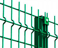 Сетчатое ограждение 3D (панель) Класик диаметр 4 и 5 мм