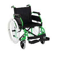 Коляска инвалидная регулируемая без двигателя Golfi-7 Heaco, фото 1
