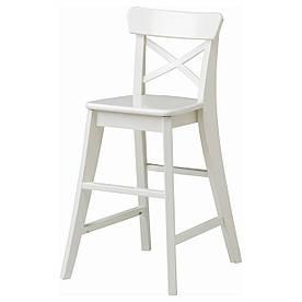IKEA INGOLF (901.464.56) Дитячий стілець, білий