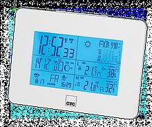 Метеостанція CLATRONIC WSU 7026 біла