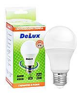 Светодиодная лампа DELUX BL 60 10Вт 4100K 220В E27, фото 1