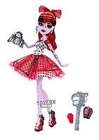 Кукла Monster High Монстер Хай Operetta Оперетта Смертельно прекрасный горошек Dot Dead Gorgeous