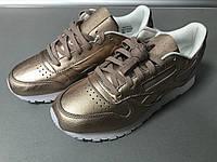Кожаные кроссовки Reebok, фото 1