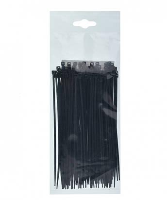 Кабельна Стяжка (хомут) 5х300 (4,8х300мм) тм ТАКЕЛ, фото 2