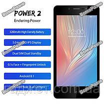 """Смартфон LEAGOO Power 2 золотого цвета 2/16gb Quad Core 5.0"""" , фото 3"""
