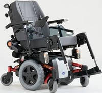 """Инвалидная коляска с электроприводом """"TDX SP"""", Invacare (Германия), фото 1"""