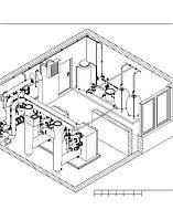 Проектирование инженерных систем, котельных, тепловых пунктов, топочных, насосных станций