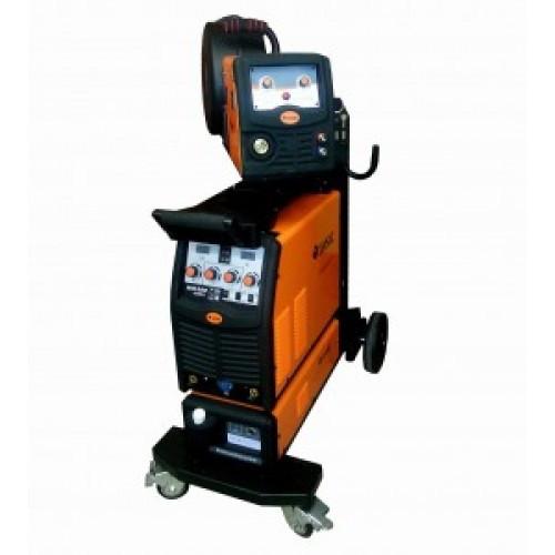 Зварювальний інверторний напівавтомат MIG 500 (N221)
