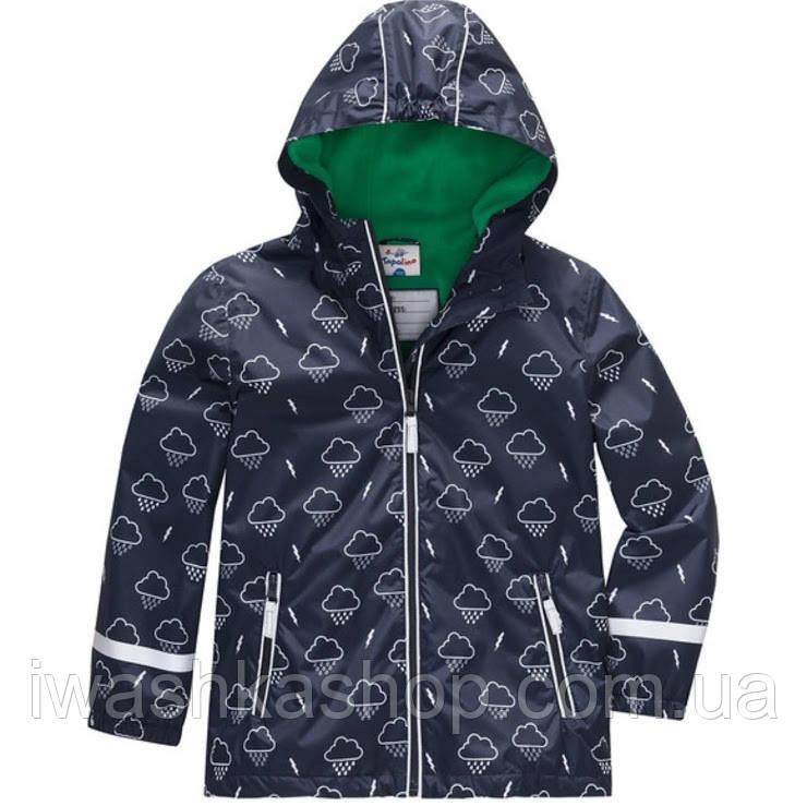 Непромокаемая куртка - дождевик, ветровка на мальчиков 2 - 3 лет, р 98, Topolino