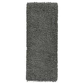 IKEA GASER (902.592.50) Ковер, длинный ворс, темно-серый