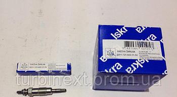 Свеча накала Ford Escort/Mondeo 1.8TD 93-96 (11.5V/5s) (M12x1.25) ISKRA 11721665