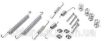 Комплект пружинок колодок ручника Renault Scenic/Megane 1.4-2.0 97-03 (TRW) QUICK BRAKE QB105-0757
