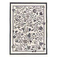 IKEA ALVINE (403.146.78) Ковер тканый плоский, ручной серый