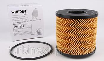 Фильтр масляный Renault Trafic/Master/Opel Movano 2.5dCi WUNDER WY-309