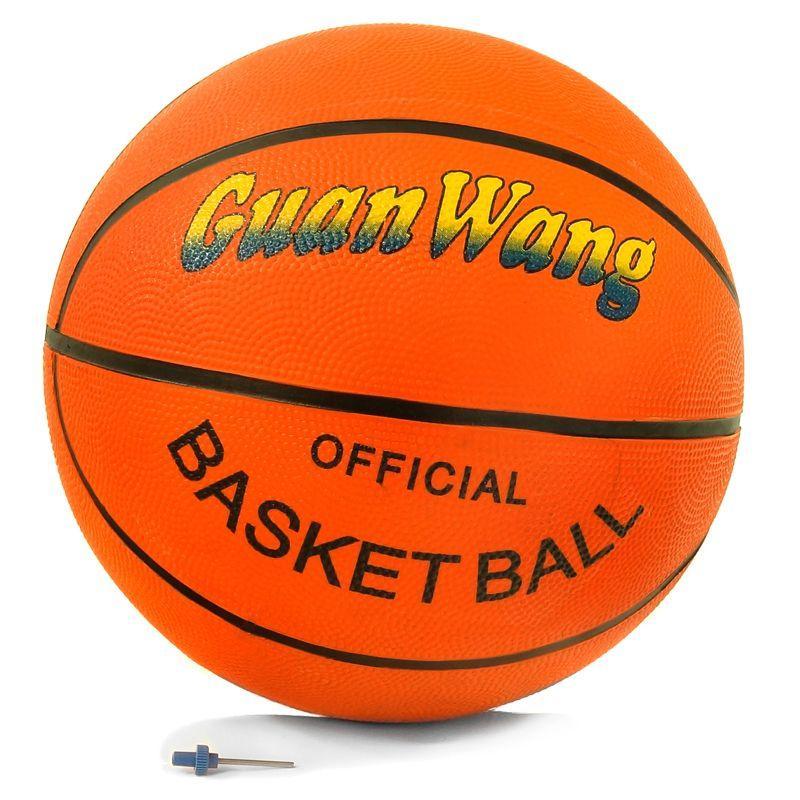 Мяч баскетбольный 466-1076 (50) 500г, размер 7