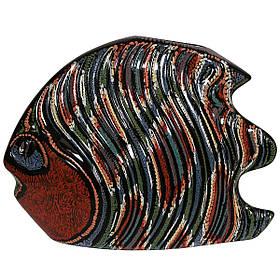 Керамическая фигурка Рыба Дискус