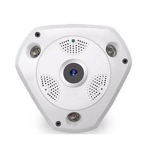 IP-камера T9,  вай фай видеонаблюдение, видеокамера беспроводная поворотная  ночная съемка