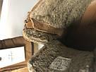 Утеплённые ботинки ZARA нубук, фото 4