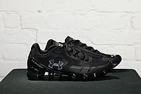 Кроссовки Under Armour Scorpio Running shoes black. Живое фото (Реплика ААА+)