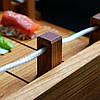 Деревянный Мостик для суши Черешня Lasco  450 мм х 220 мм х 120h мм, фото 5