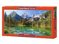 Пазлы Castorland 4000 элементов, Пазлы castorland, Пазлы для взрослых, Большие пазлы, Пазлы природа пейзаж