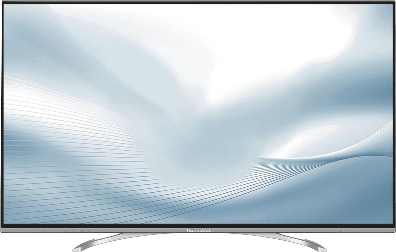 Телевизор TechniSat TechniTwin ISIO 55 (3D, PQI 1000 Гц, Ultra HD 4K, Smart, Wi-Fi, DVB-T2/S2)