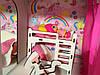 Кукольный Домик для Lol Little Fun maxi  + мебель + текстиль + Ферма, фото 3