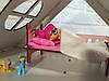 Кукольный Домик для Lol Little Fun maxi  + мебель + текстиль + Ферма, фото 4