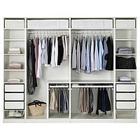 IKEA PAX (691.234.09) Шкаф/гардероб, белый