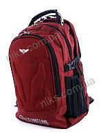 Рюкзак городской спортивный Superbag, бордовый, фото 1