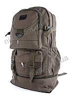 Рюкзак туристический спортивный Superbag, зеленый, фото 1