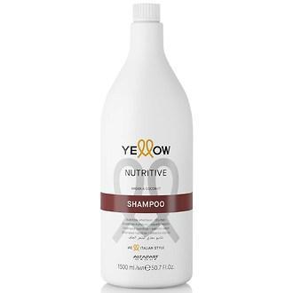 Питательный шампунь для волос Yellow Nutritive Shampoo 1500мл