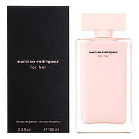 Оригинал Narciso Rodriguez For Her 100ml edp Нарцисо Родригез Фо Хё