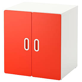 IKEA STUVA / FRITIDS (492.794.87) Шафа, білий, зелений