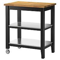 IKEA STENSTORP (703.230.25) Сервировочный столик, ежевика, дуб