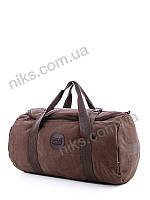 Сумка дорожная спортивная Superbag, коричневый, фото 1