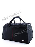 Сумка дорожная спортивная Superbag, черная, фото 1