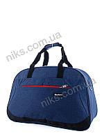 Сумка дорожная спортивная Superbag, синяя, фото 1