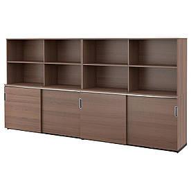 IKEA GALANT (891.849.58) Шкаф для документов, серая